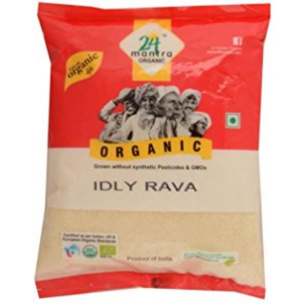 25 Mantra Organic Idly Rave 2 LB / 908 Gms