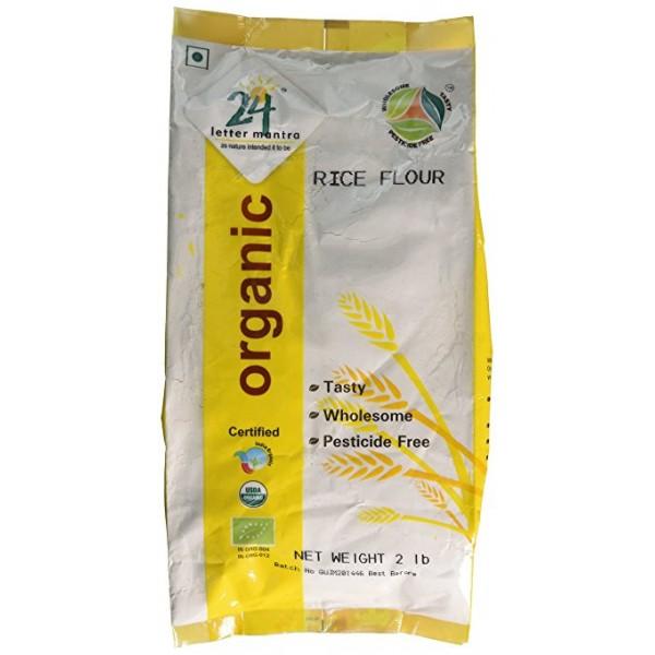 24 Mantra Organic Rice Floutr 2 Lb / 908 Gms