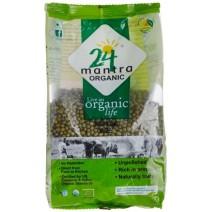 24 Mantra Organic Moong Dal 2 Lb / 908 Gms