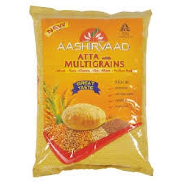 Aashirvaad Multi Grain Atta 10lb