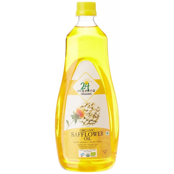 24 Mantra Organic Sunflower Oil 31 Oz / 946 ml