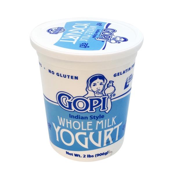 Pure Whole Milk Dahi Yogurt 32 OZ / 906.88 Gms