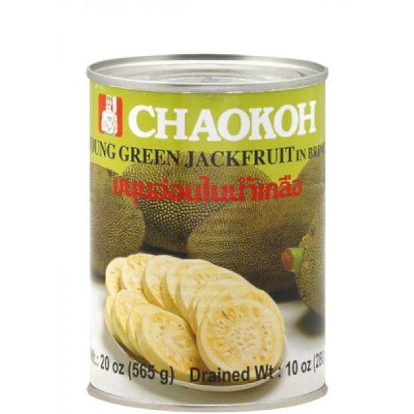 Chaokoh Young Green Jackfruit 20 OZ / 566 Gms