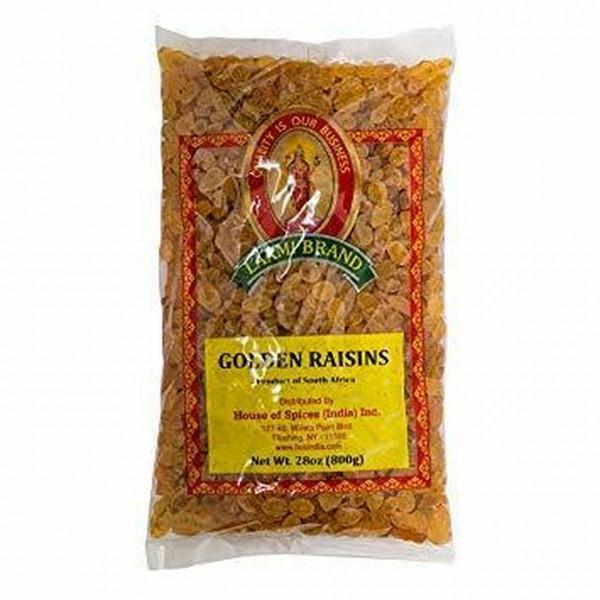 Laxmi Golden Raisins 800 Gms